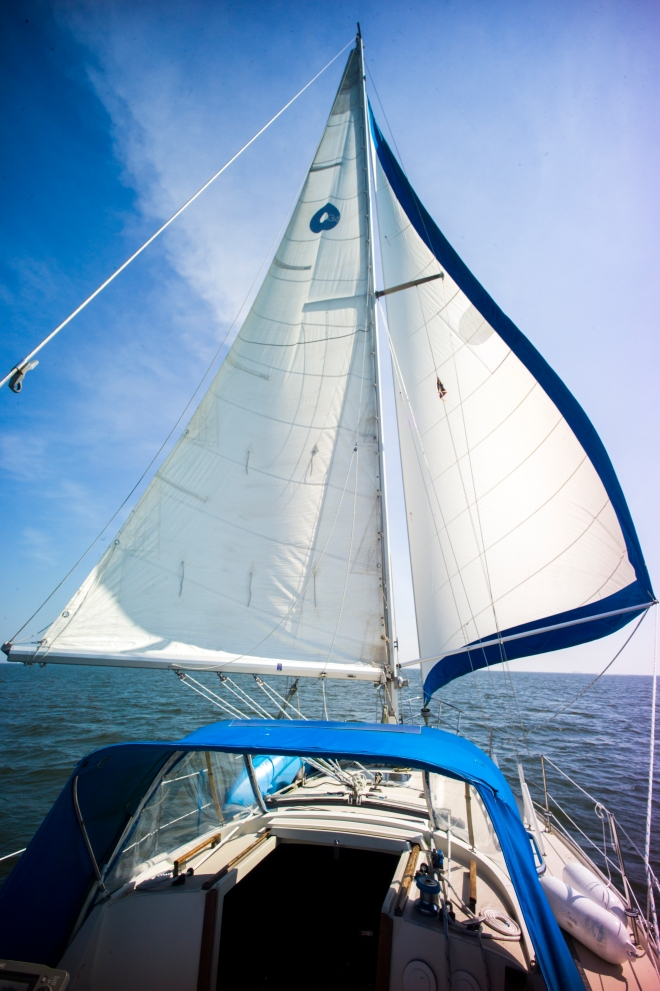 What does it cost to replace the mainsail?