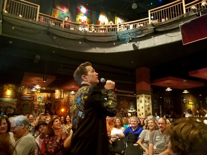 Concert review: Chris Isaak at House of Blues Houston